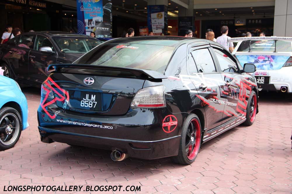 modified Toyota vios