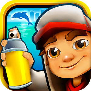 Subway Surfers Miami MOD hack koin APK for Android