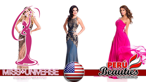 Miss Universe 2015 | Official Evening Gown Photo