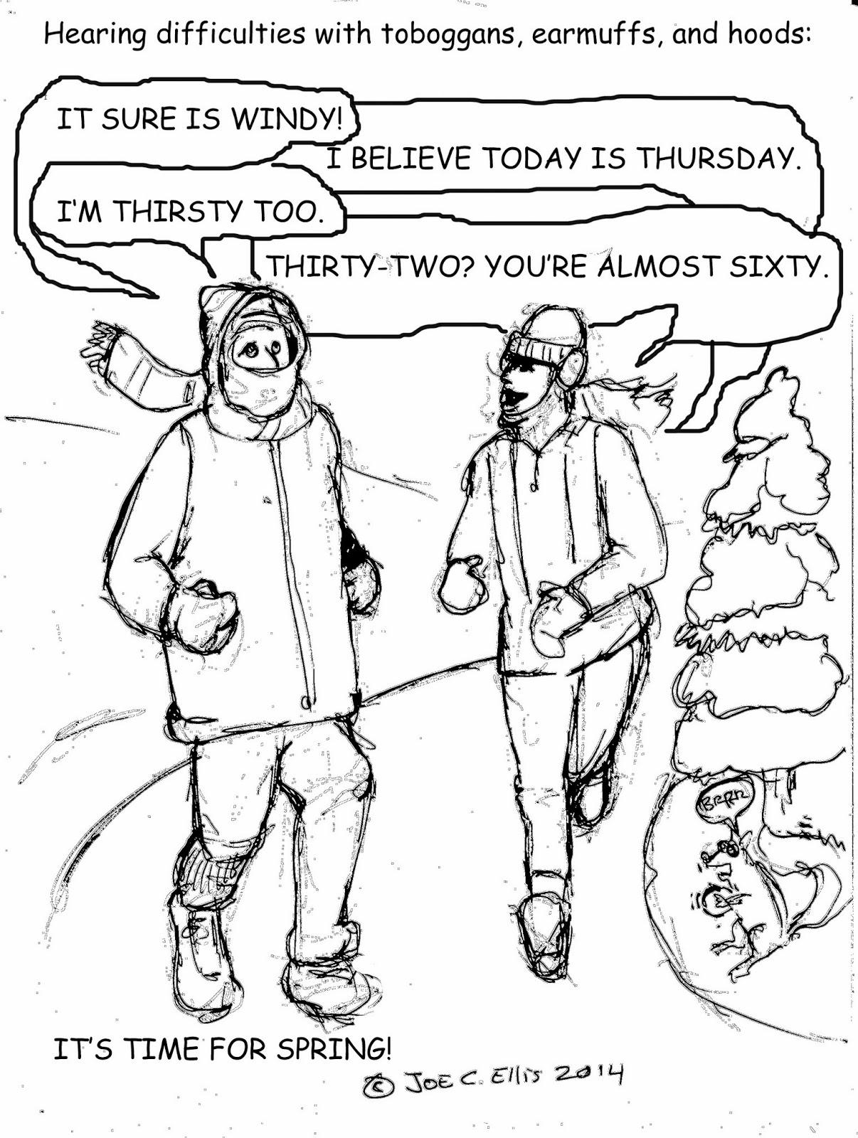 Running Cartoon Marathon Running Cartoon of The Week