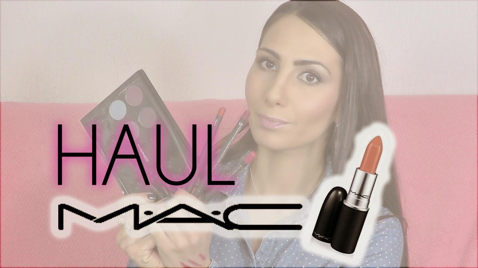 by reo beauty blog beauté haul mac youtube