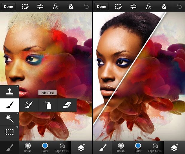 Photoshop Touch for phone v1.0.0 Apk