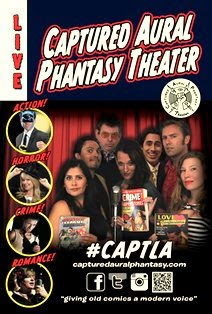 CAPTURED AURAL PHANTASY THEATRE