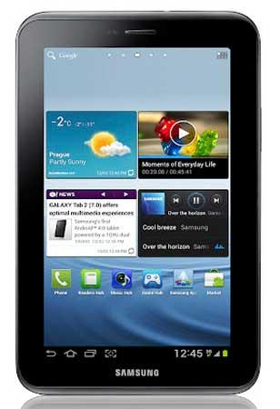 Harga Samsung Galaxy Tab 2 7.0 P3100 Terbaru