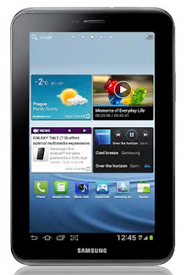 Harga Samsung Galaxy Tab 2 7.0 P3100