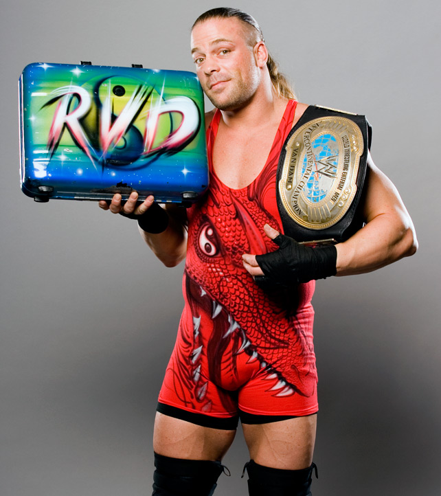 Rob Van Dam Best WrestlerRob Van Dam