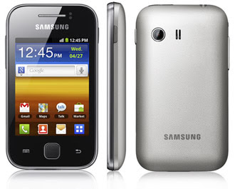 Harga Samsung Galaxy Y Hp Android Murah | Indonesia 2013