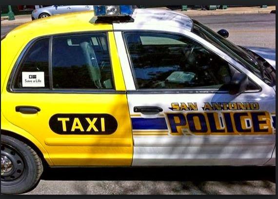Un ladrón llamó la Policía y lo que queria era  un taxi QUE ERROR