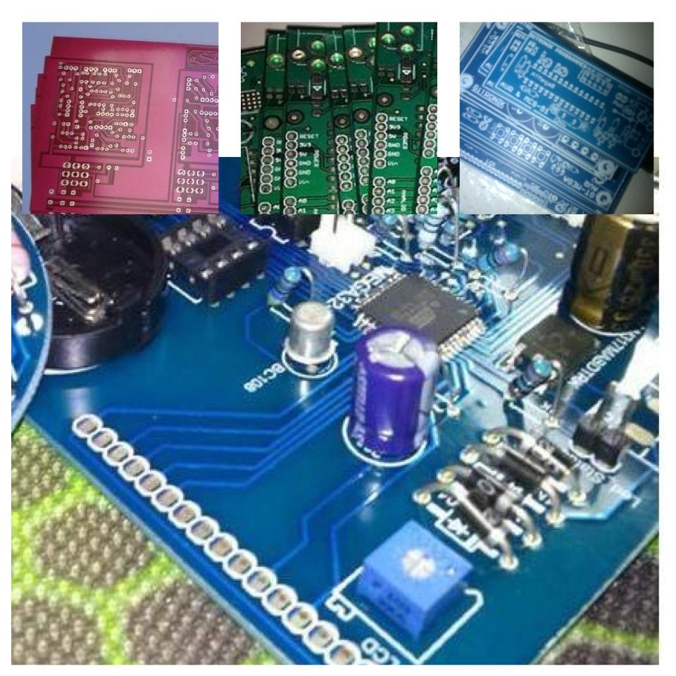 Jasa Design PCB   Cetak PCB   Peletakan komponen pad PCB