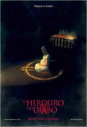 Filme O Herdeiro Do Diabo Dublado AVI BDRip