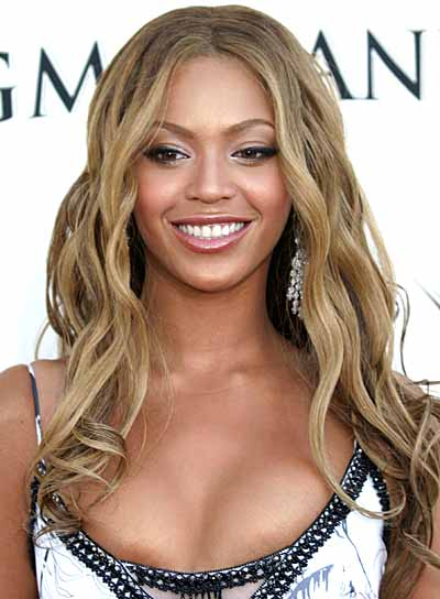 Beyonce Knowles Hairstylesjpg