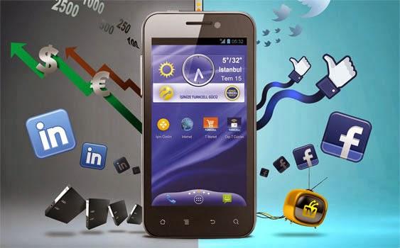 türkiye akıllı telefon üretim