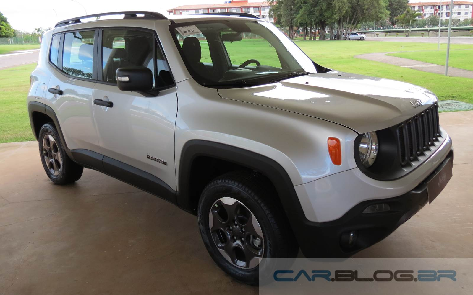 Jeep Renegade Sport 2.0 Turbo Diesel - R$ 99.900 reais