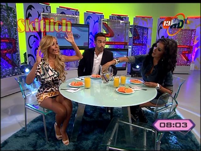 Ivette Hernandez Shanik Aspe y Tabata Jalil en Hit M3