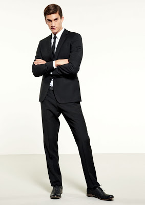 elegant look ,office wear for men,office wear coolection by D&G