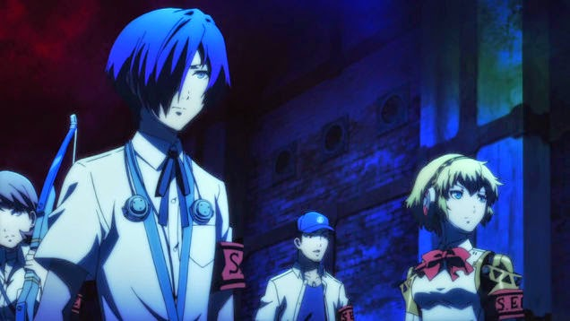 Phim Persona 3 Movie 2