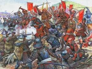 LA BATALLA DE SEKIGAHARA 1600.  HISTORIA MILITAR