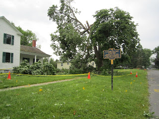 Elizabeth Cady Stanton House Reopens After Storm