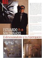 Estuardo Maldonado en el Real Monasterio de la Valldigna, Valencia