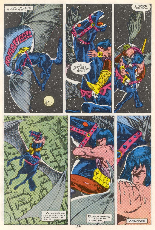 Conan the Barbarian (1970) Issue #209 #221 - English 19