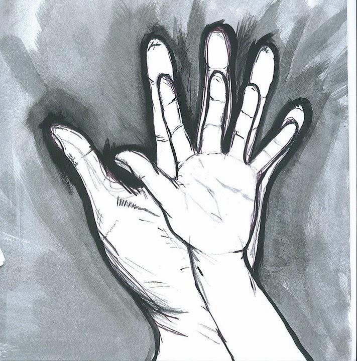 [QuachBen.com - Quach Ben's Blog] Đôi tay của Ba