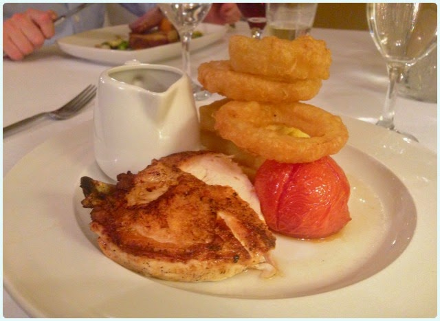 Ox Pasture Hall - Roasted Chicken Breast