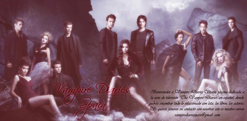 Vampire Diaries Spain