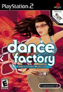 Super Compactado Dance Factory PS2