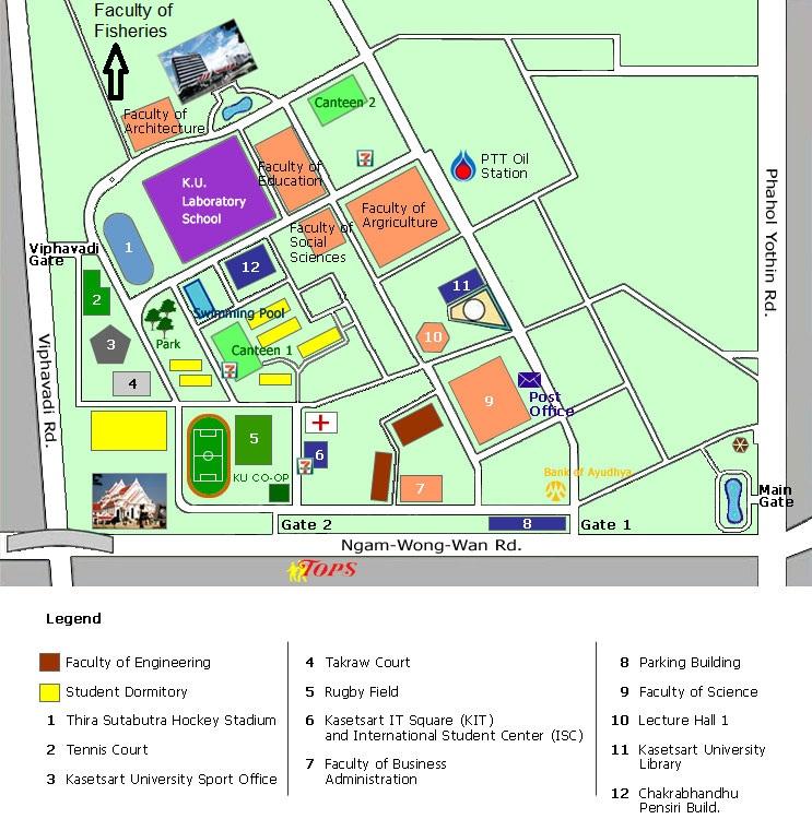 Seat Ku Maps แผนท