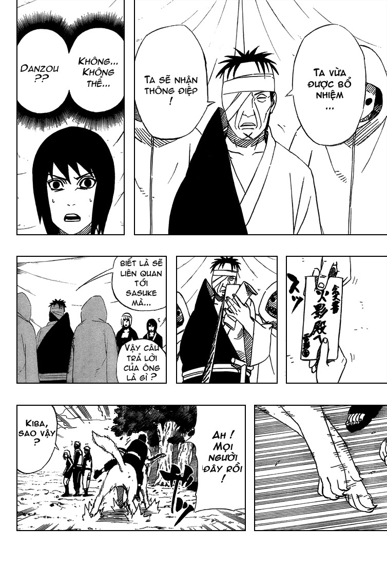 Naruto chap 451 Trang 15 - Mangak.info