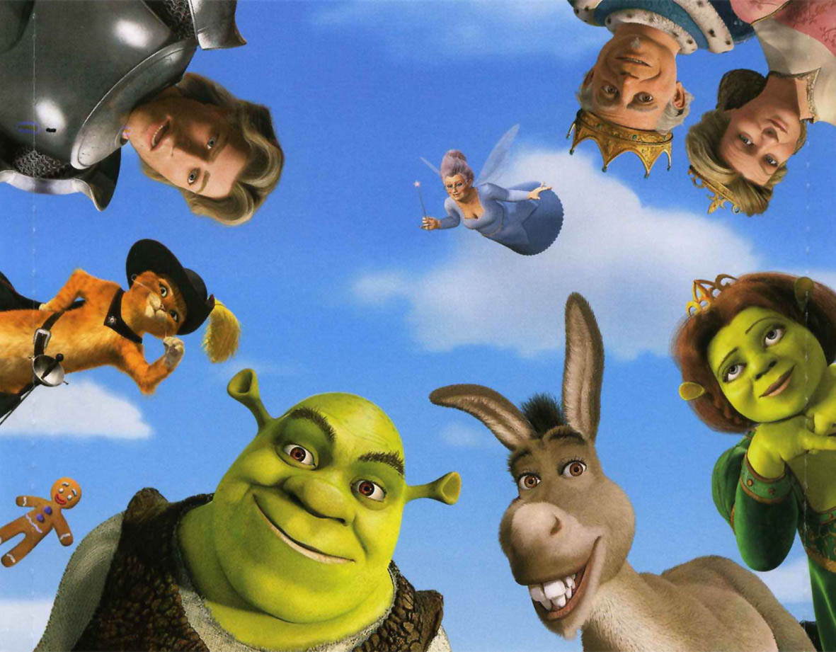 Pictures of shrek 2 characters Obits - DeWitt Daily News