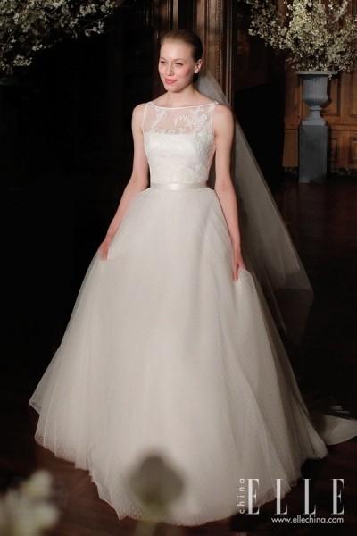 If I get married ...: Designer Wedding Dress -- Romona Keveza