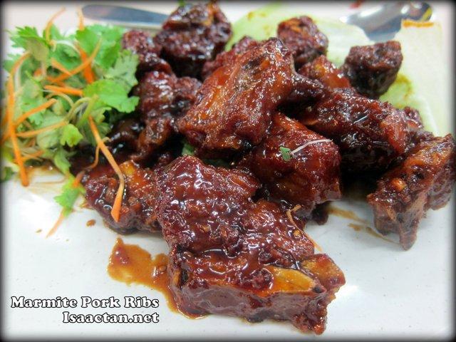 marmite Pork Ribs