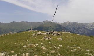 Puig de les Agudes (El repte dels 100 cims)