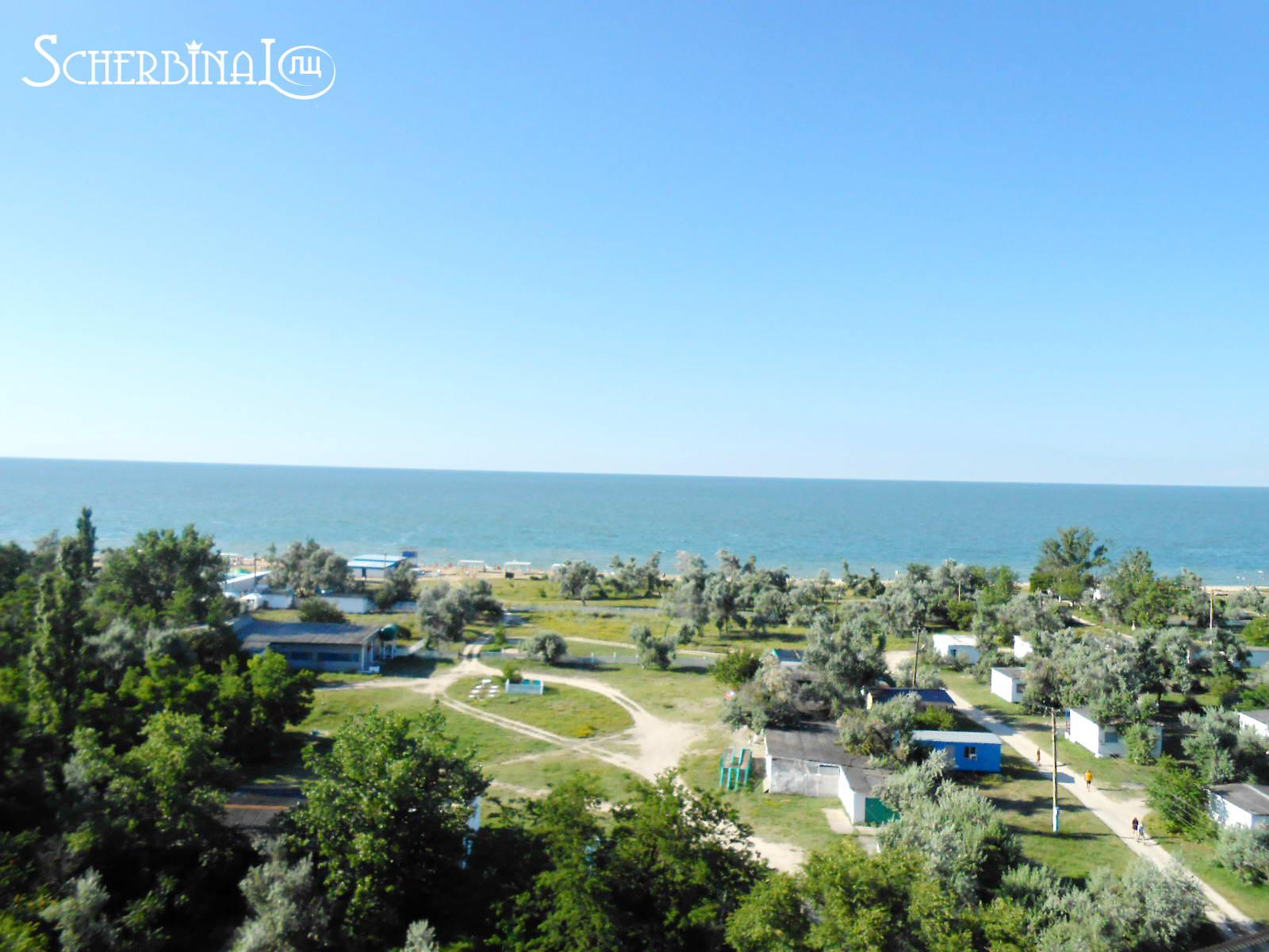 Азовское море, Голубицкая
