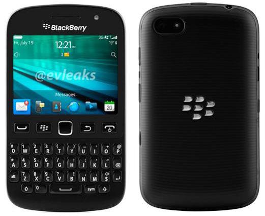 Spesifikasi BlackBerry 9720 Samoa