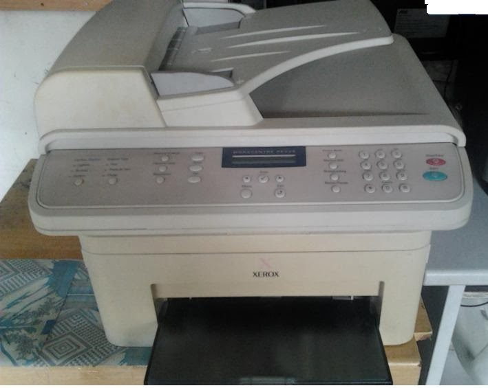 No driver available for XEROX WORKCENTRE PE16 for Windows XP
