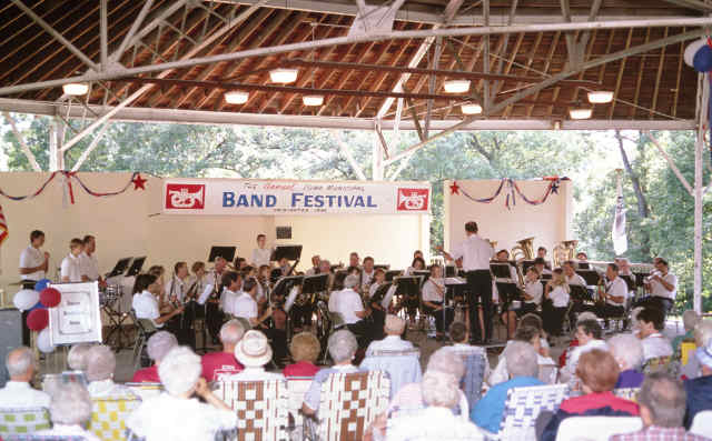 Iowa Municipal Band Festival