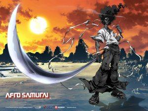 kartun Afro Samurai
