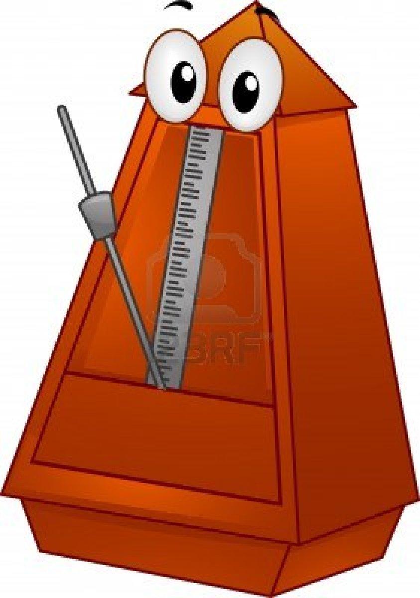 how to fix a metronome