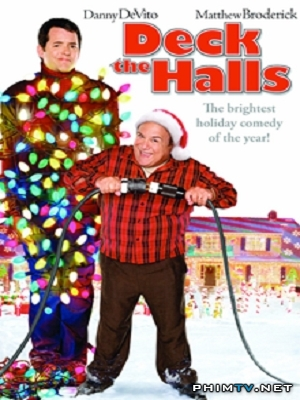 Gã Hàng Xóm Chết Tiệt - Deck The Halls 2006 [HD]
