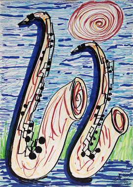 Pato saxof 24-7-90