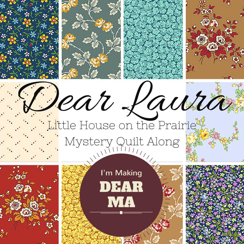 Dear Laura Mystery QAL