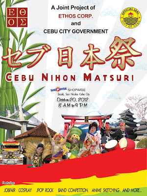 Cebu Nihon Matsuri ,ETHOS CORP
