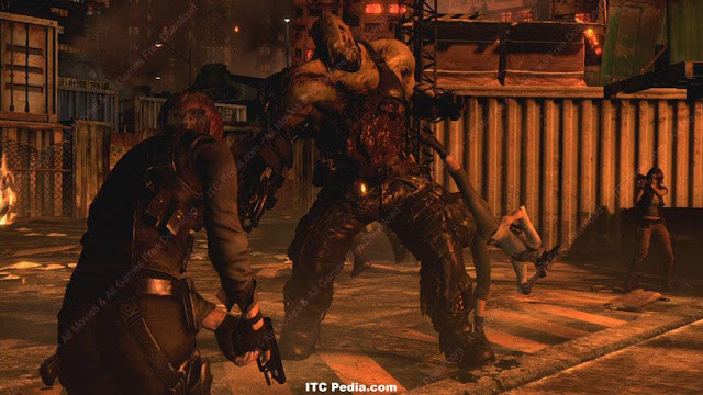 Resident Evil 6 Update 3 - RELOADED