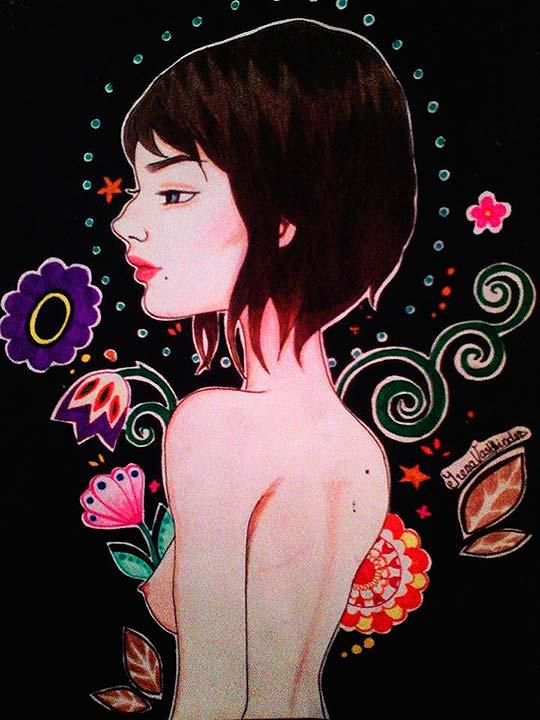 Ilustración de Yrena Vastbinder