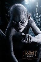 The Hobbit Gollum Poster
