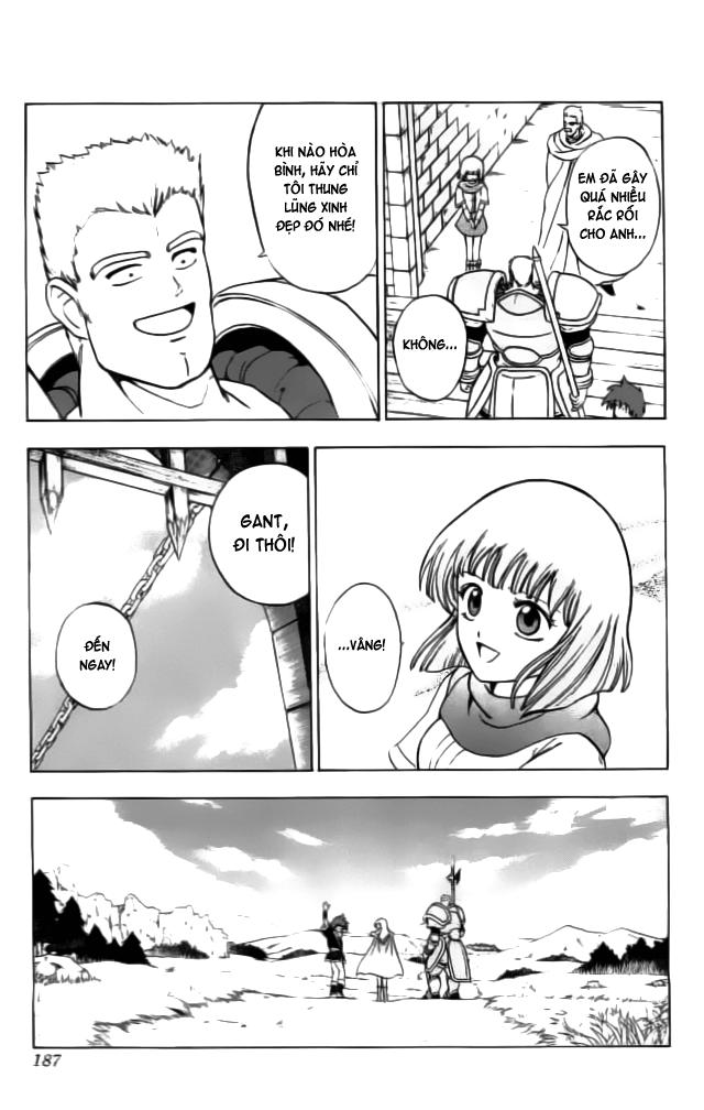Fire Emblem-Hasha no Tsurugi chap 8 - Trang 43