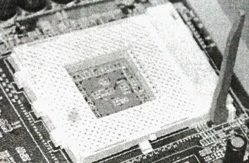 Membuka ZIF Socket