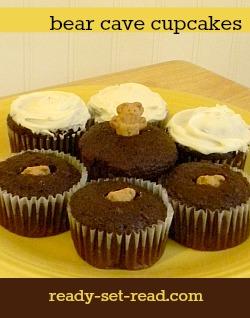 Teddy bears Picnic, Bear Cave Cupcakes